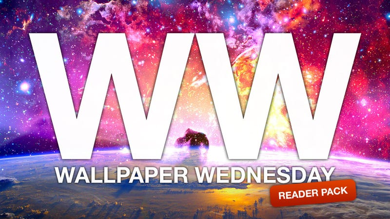 Swap Desktops with Each Other with Our Reader Wallpaper Pack 8.0