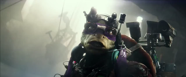 I Can't Get Over How Dumb The New Teenage Mutant Ninja Turtles Look