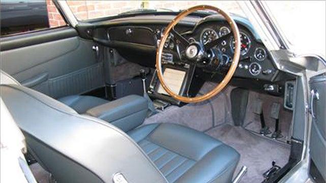 James Bond's Aston Martin DB5 Is For Sale