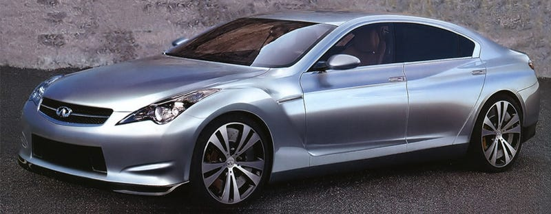 GT-R-Based Infiniti Sedan Dead Like A Warranty