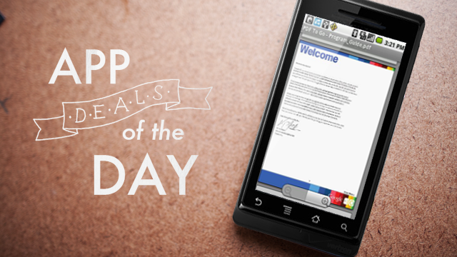 Daily App Deals: Get Documents To Go for Android for $4.99 in Today's App Deals