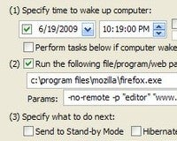WakeupOnStandBy Pulls Your Computer Out of Standby on Schedule