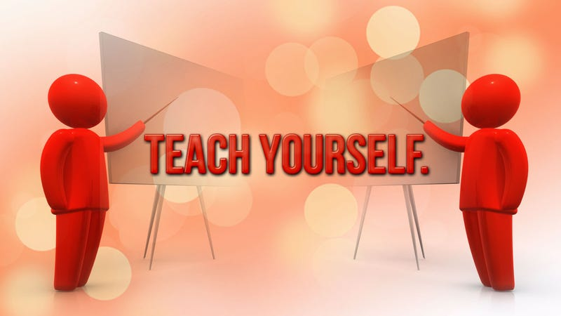 Three Ways to Teach Yourself Something New