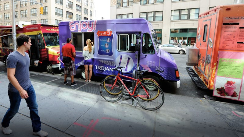 This is the worst-tasting food truck ever
