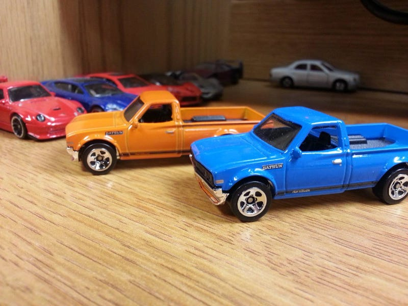 [Hot Wheels] Datsun 520 Trucklet