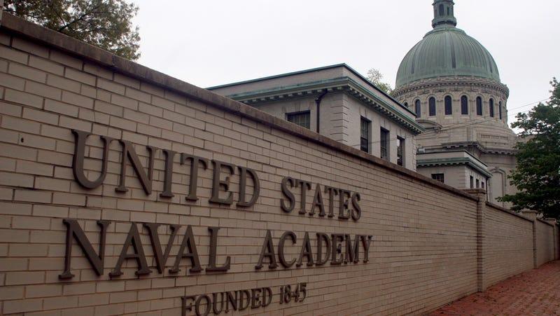 Three U.S. Naval Academy Football Players Charged with Rape