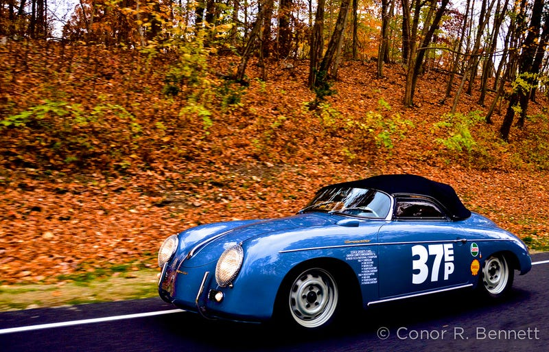 1957 Porsche 356 Speedster Race Car