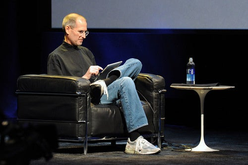 "Steve Jobs Says ""No,"" iPad Won't Tether To iPhone"