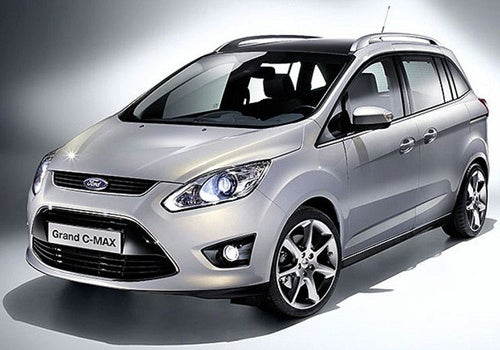 Ford Grand C-Max Headed For U.S.