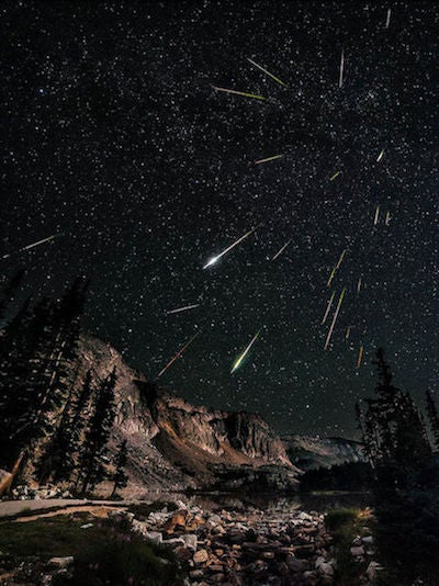 How to Watch the Exceptional Perseid Meteor Shower Tonight