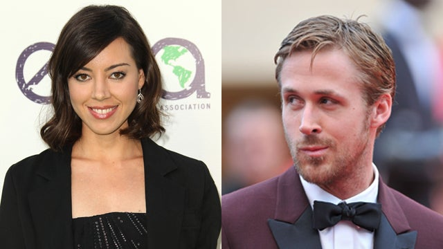 Aubrey Plaza Shoots Down Ryan Gosling for the Second Time
