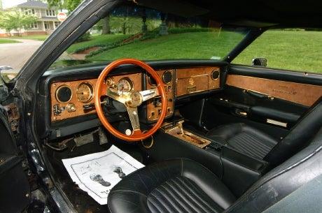 Drive Like the King in a $15,000 1975 Stutz Blackhawk!