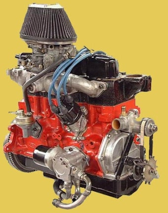 Ford Introduces 1.6L Duratec Race Engine, Restarts Kent Production