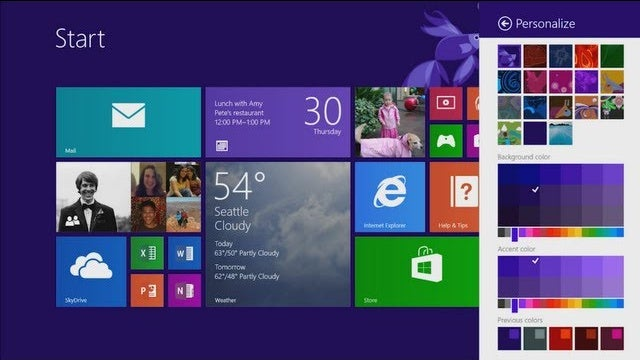 Rumor: The Full Start Menu Might Be Coming Back to Windows 8, Too