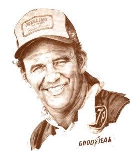 Some Sadness: NASCAR Champ Benny Parsons Passes Away