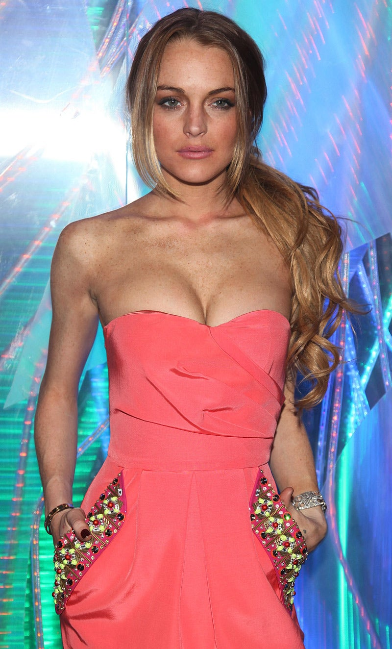 A Visual Timeline of Lindsay Lohan's Fall from Grace - Gallery