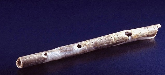 These are the oldest musical instruments ever discovered