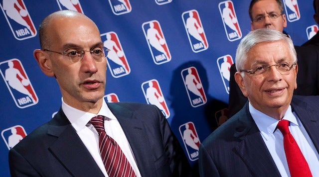 Adam Silver Is More Like David Stern Than You Think