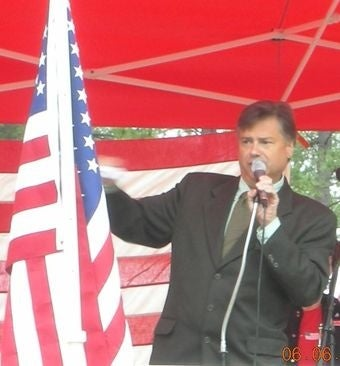 Mosque-Mad Tea Party Leader Not a Fan of Muslims or Their 'Monkey-God'