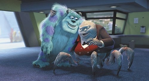 The Original Monsters Inc. Pitch Dealt with More Adult Fears