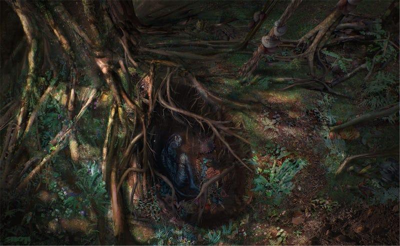 Meet Craig Shoji, artist of forbidden worlds