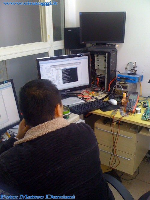 Inside a Chinese Hacking Den
