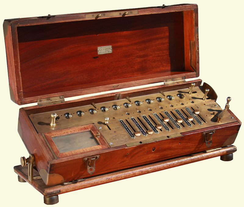 The History of Early Computing Machines, from Ancient Times to 1981
