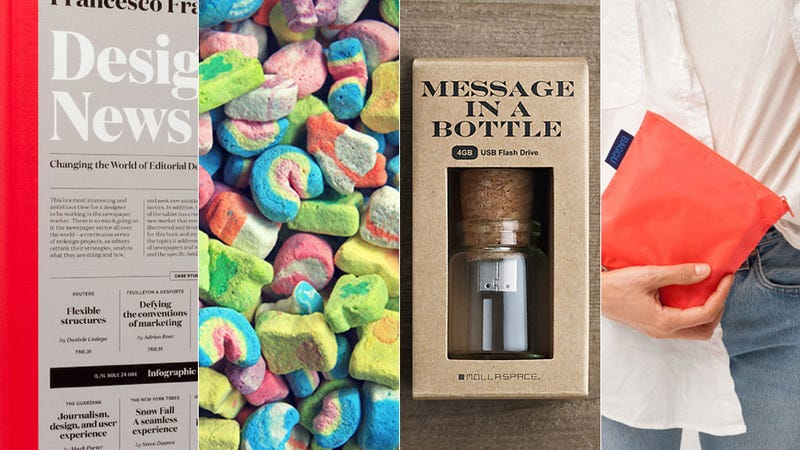 Unpretentious and Inexpensive Gifts For Designers and Design Fans