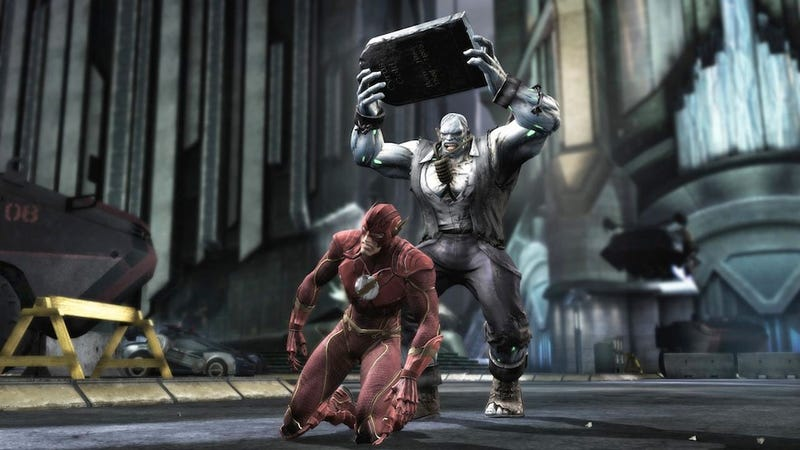 Injustice Hits Vita, PS4, PC Next Month