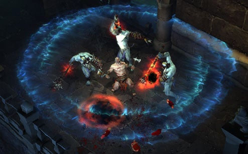 Only The Barbarian Will Return In Diablo III