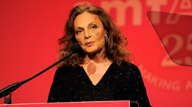DVF Apologizes For Having An Underaged Model In Her Show