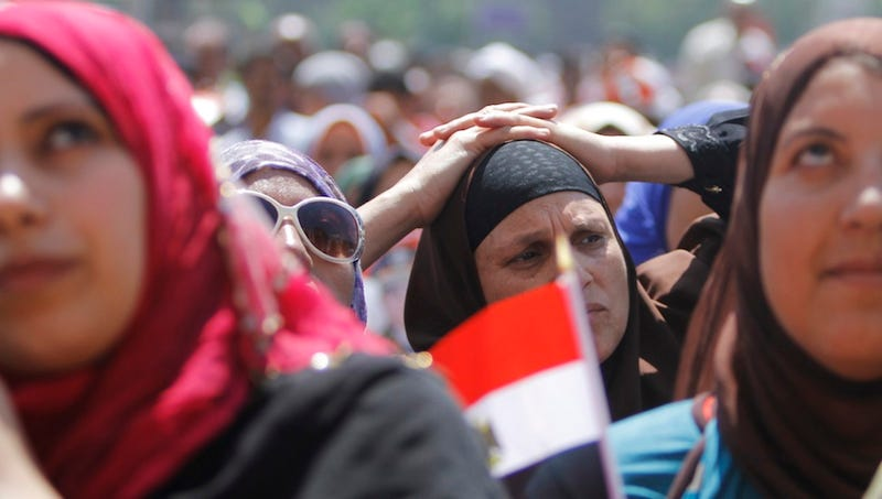 Mob Sexual Assaults In Tahrir Square Are Escalating