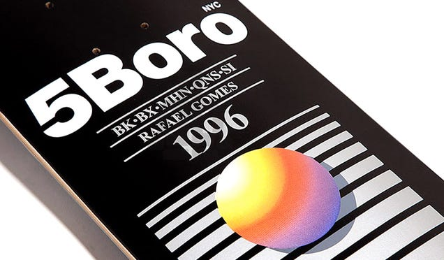 Skateboards With VHS Tape-Inspired Decks Let You Rewind a Few Decades