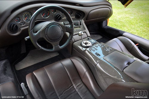 Lamborghini Diablo VT 6.0 SE Gallery