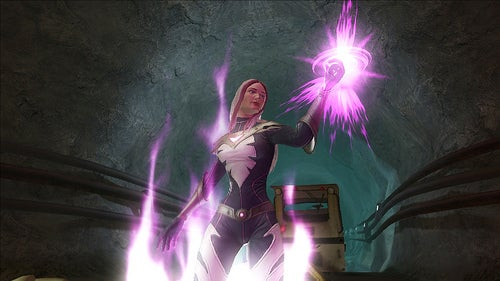 Songbird Appears in Marvel: Ultimate Alliance 2