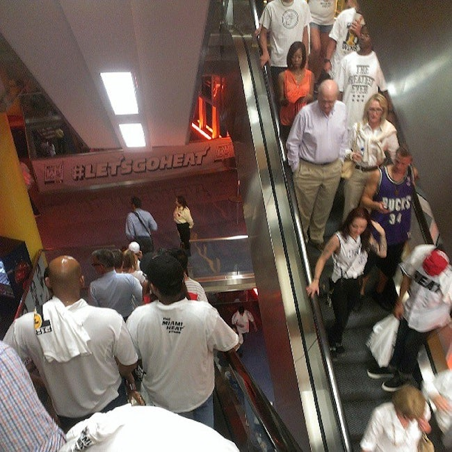 Hundreds Of Heat Fans Leave Game 6 Early; A Nation Laughs