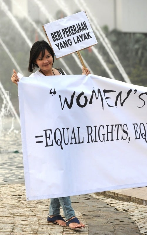 International Women's Day: A Celebration In Pictures