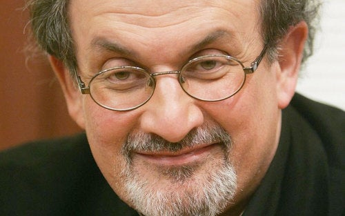 Salman Rushdie's New Book Takes A Cue From Video Games