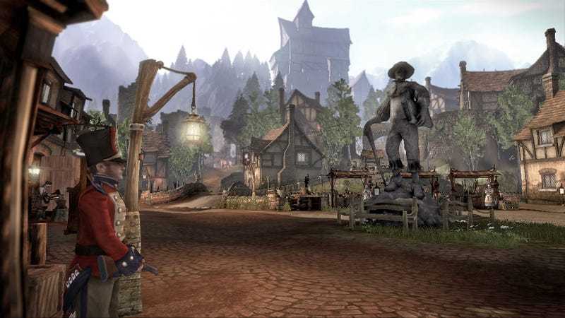 It's Ladies Night In These Fable III Screenshots