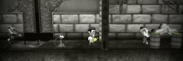 Video Game Re-Animates Lovecraft's Herbert West