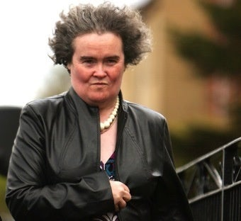 Susan Boyle's Fame Arc in Five Easy Steps