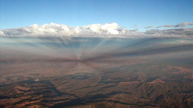 A vortex has opened up in Arizona