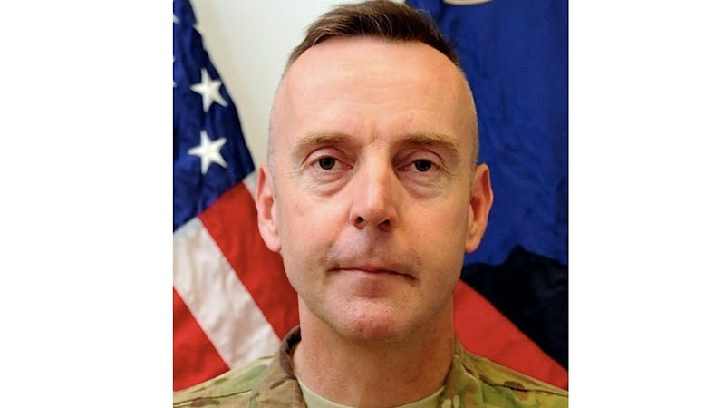 A U.S. Army General Has Been Charged with a Laundry List of Sex Offenses