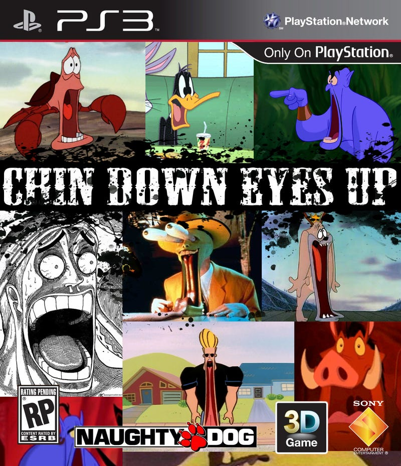 Kotaku 'Shop Contest: Chin Down, Eyes Up: The Winners