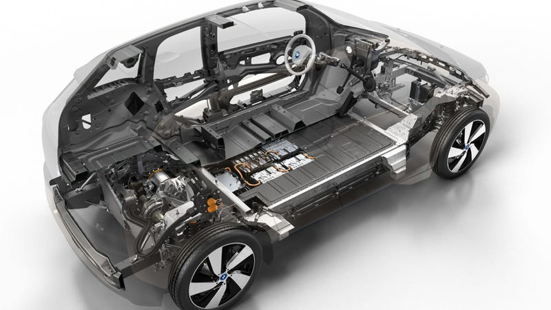 2014 BMW i3: This Is It