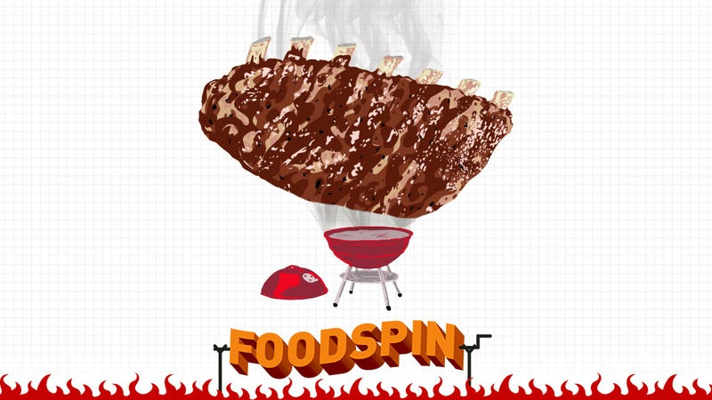 The Foodspin Cookout Reader