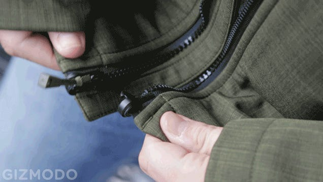 How the Jacket Zipper Was Perfected After 100 Years