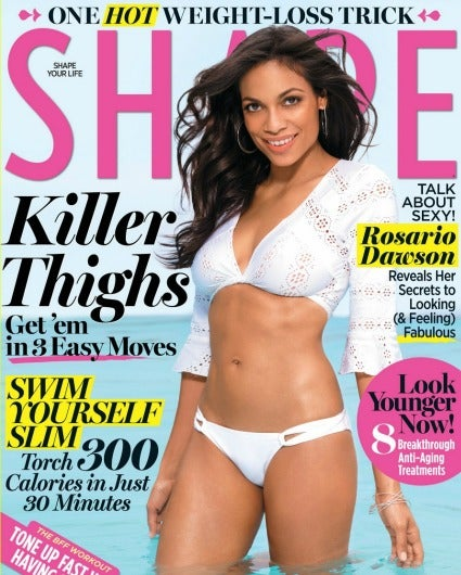 Rosario Dawson: Body Pressure On Women Is 'A Form Of Violence'