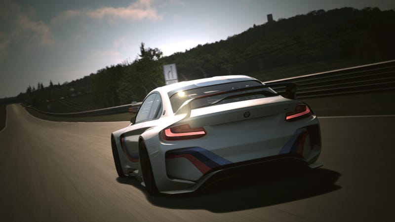 BMW Vision Gran Turismo Is A Badass Virtual Racer That Needs To Be Real