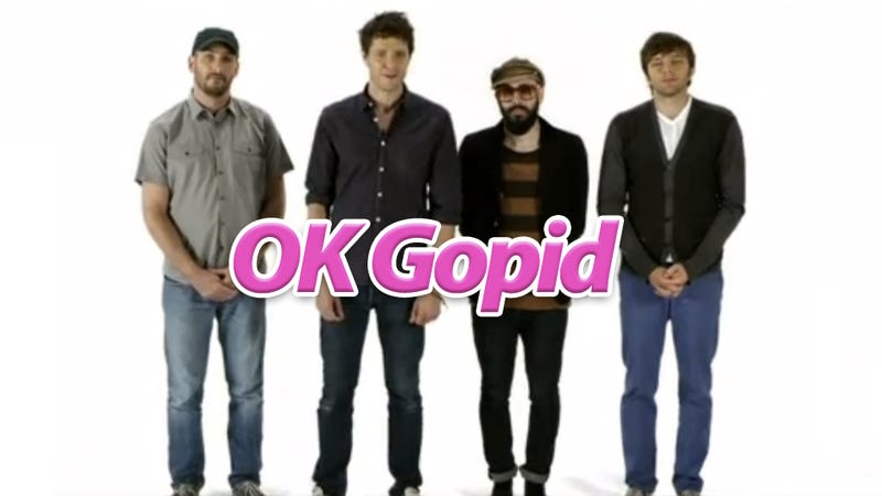 Every Dating Site Should Be Like OK Go-pid